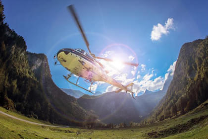 Eurocopter AS 350 Bild 3