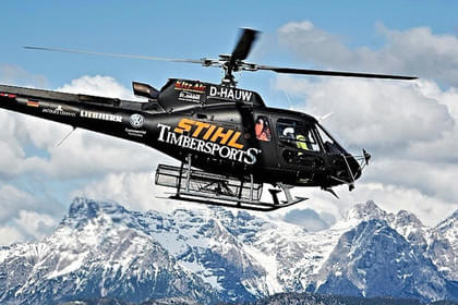 Eurocopter AS 350 Bild 7