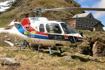 Eurocopter AS 350 Bild 4